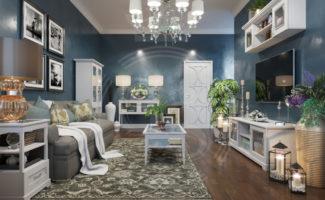 Серийная мебель Фабрики GS представлена в «Мебельном континенте»