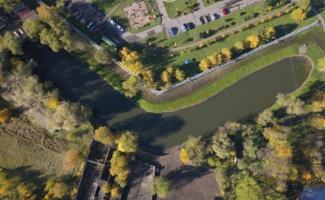 Завершены работы по очистке Кронверкского канала в Кронштадте