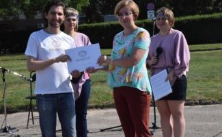 ГК «Развитие» поддержала межрегиональную акцию «Безграничное чтение» в Пскове
