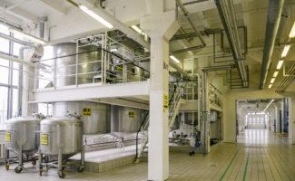 ИССТ спроектирует новый складской комплекс для завода «Интерфилл» в Тосно