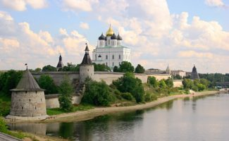 Состоялась рабочая встреча с губернатором Псковской области