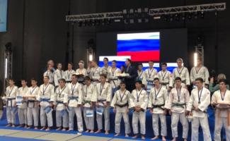 «ИЦ АЭС» выступил партнером международного турнира по дзюдо в Сосновом Бору